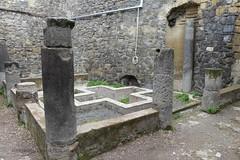008 House of Galba, Peristyle, cruciform piscina, Herculaneum (1) (tobeytravels) Tags: herculaneum houseofgalba peristyle