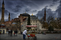 Hagia Sophia (bit ramone) Tags: hagiasophia santasofia ayasofya estambul istambul mezquita mosque iglesia church turquia turkey bitramone