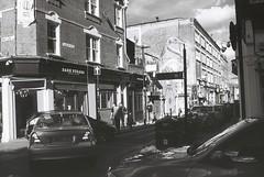 Hanbury Street (goodfella2459) Tags: nikon f65 adox silvermax 100 35mm blackandwhite film analog hanbury street whitechapel spitalfields east end london bwfp milf