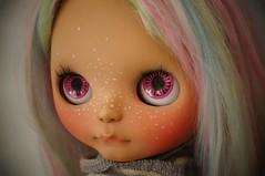 Hectoria's new raspberry eyechips