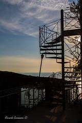 Scaletta (uzzunac) Tags: sky canon eos mare cielo 7d scala riccardo chiocciola fiumefreddo cerminara