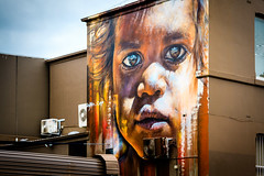 Sweet Child (Urban Pixel - I believe in Karma and Canon Cameras) Tags: streetart graffiti streetphotography spraypaint graff aerosol aerosolart 2014 urbanpixel adnate canon7d