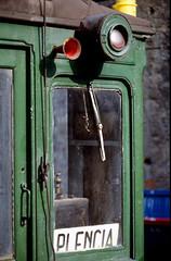 ET/FV (FTS) - Bilbao-Calzadas  19-5-1990 (luisignacio.alonso) Tags: bilbao fts automotoreselctricos