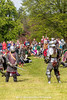 [2014-04-19@15.26.52a] (Untempered Photography) Tags: history costume fight helmet battle medieval weapon sword knight shield combat armour reenactment skirmish combatant chainmail canonef50mmf14 perioddress platearmour mailarmour untemperedeye canoneos5dmkiii untemperedeyephotography glastonburymedievalfayre2014
