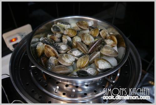 冬瓜蛤蜊酒炊04