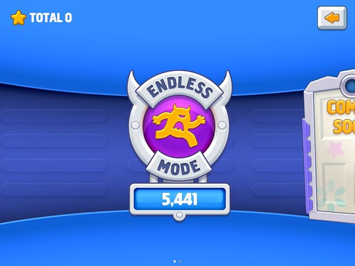 Mobile games Level Selection: screenshots, UI