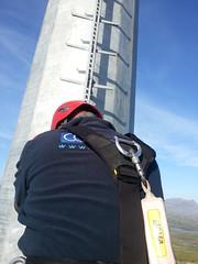 10 Gaia Wind 133 10kW turbina minieolico azienda agricola Coolbine