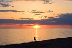 Enjoying the sunset (chili5558) Tags: provincetown capecod d800 nikon2470mmf28