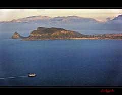Maggio in Sicilia - May in Sicily (1) (Jambo Jambo) Tags: sea panorama seascape mountains montagne landscape mare sicily palermo sicilia montepellegrino capozafferano jambojambo parconaturaleregionaledellemadonie samsungwp10