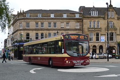 First Volvo B7RLE 69166.MX06VMZ - Bury (dwb transport photos) Tags: urban bus eclipse volvo bury first wright 69166 mx06vmz