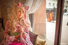 Lolita Fashion Walk (Torremitsu) Tags: cute fashion colorado pretty pastel denver lolita sweets lovely frilly 2014 weneals
