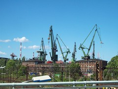 Gdańsk - Stocznia - 2009