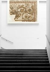 Bardo Stairwell (Patrick Costello) Tags: tunisia mosaic tunis stairwell bardonationalmuseum