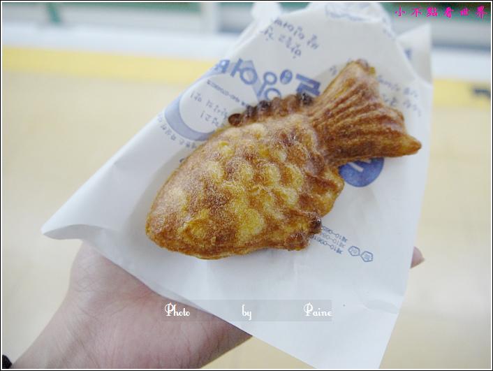 釜山大淵站阿伯鯛魚紅豆餅 (6).JPG