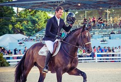 gracious (Jen MacNeill) Tags: show horse jumping pennsylvania pa riding devon jumper rider horseback equine 2014 devonhorseshow