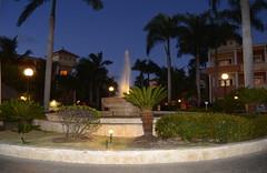 fountain1 (jtleagles) Tags: vacation fountain night twilight nikon dominican republic d carribean bahia punta tropical cana principe 7000 grabde d7000 fountainatgrandbahiaprinciperesortinpuntacana dominicanrepublicnighttwilightnikond7000d7000