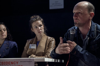 Goran Sergej Pristaš (BADco, Zagreb, HR): Experience in performing arts residencies