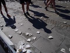 Shadows (Eva the Weaver) Tags: gothenburg halfmarathon gteborgsvarvet y2014 wrongautotag
