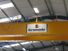 Overhead Gantry Crane from Granada Cranes and Handling