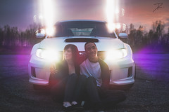 Natasha & Andy // Engagement