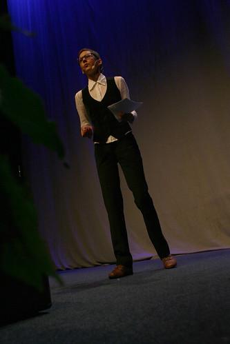 Stina Oskarsson Nordiskt Forum Lördag