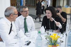 Lüfti Elvan, José Viegas and Dorothee Bär