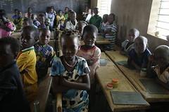 A scuola in Burkina Faso