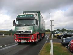 PX54AXG H2872 Eddie Stobart Volvo 'Jane' (graham19492000) Tags: volvo jane eddie stobart eddiestobart px54axg h2872