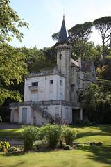 Château - parc du Castel - Floirac
