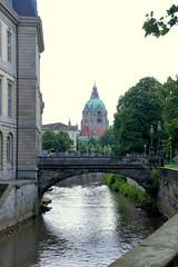 Leine River, Hannover