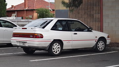 Ford Laser TX3 4WD