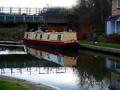 Fenny Stratford (DarloRich2009) Tags: boat canal miltonkeynes buckinghamshire bedfordshire barge narrowboat mk waterway towpath canalboat grandunioncanal bletchley fennystratford grandjunctioncanal fennylock fennystratfordlock