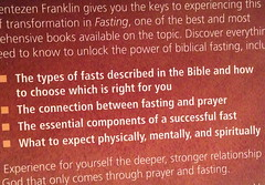 // (romana klee) Tags: book florida christian commercial fundamentalist protestant biblical fasting