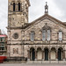 Elmwood Hall is a former Presbyterian Church, on University Road in Belfast