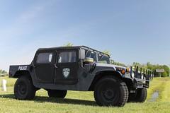 Yorktown Police Department (Tyson1976) Tags: policecars emergencyvehicles muncieindiana yorktownindiana h1hummer oldmilitaryhummer yorktownpolicedepartment