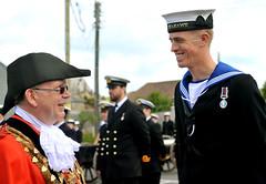 086 (se1969hannaford) Tags: street town cornwall guard band sailors parade m marching approved helston rnasculdrose mikethomas commandingofficer vroyalnavy freedomofhelston