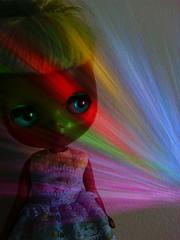 Blythe A Day June 17: Lighten Up