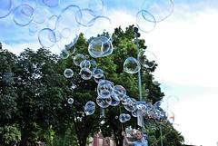 Berlin Hackescher Markt 100-Bubbler