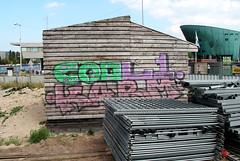 graffiti (wojofoto) Tags: streetart amsterdam graffiti karm cool1 wojofoto