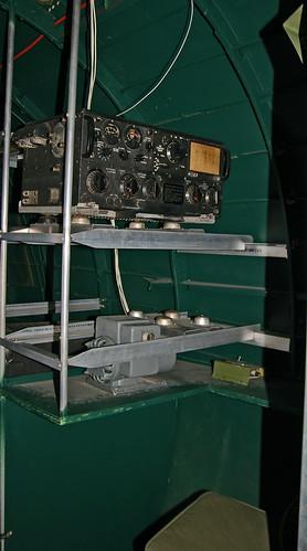 Douglas C-47A Skytrain (42-92841) Radio Room