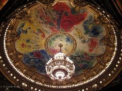 Paris - Opra National de Paris - Palais Garnier (Fontaines de Rome) Tags: paris national palais chagall opra garnier plafond palaisgarnier opranationaldeparis