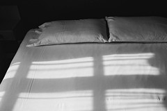 At the Hotel II (Amelien (Fr)) Tags: leica blackandwhite bw film analog 35mm noiretblanc kodak tmax nb explore 100 135 argentique m7 2014 xtol filmisnotdead explored 100tmax believeinfilm capturedonrealfilm