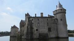 20140621-13 La Brède » Le château (XII-XV), demeure de Montesquieu (1689-1755) (bergeje) Tags: labrède