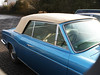 Rolls-Royce Corniche I Verdeck