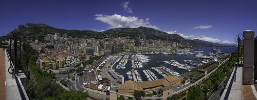 cruise sea sky panorama mountains pool skyline clouds port swimming buildings bay dock mediterranean ship pentax go monaco 180 da carlo monte yachts carts f4 degree k5 hercule principality 1645 smcpda1645mmf40edal