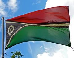Vanuatu (picqero) Tags: travel heritage flags nations bandiere
