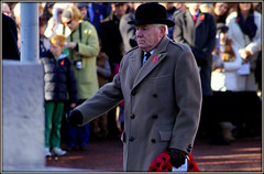 Bulldog Breed (* RICHARD M (5 million views)) Tags: street senior respect vet candid oldschool wintercoat sombre bowlerhat poppy poppies cenotaph remembrance veteran poppywreath derby establishment dignity southport stereotype veterans blocker conformity lestweforget oap remembrancesunday merseyside commemoration jowls overcoat dignified pensioner sefton gravitas conforming payingrespect keepingwarm truebrit britishbulldog oldsoldier stiffupperlip winterclothing exservicemen oldagepensioner stayingwarm englishgentleman exserviceman bulldogbreed militarybearing oldbrit militarytype doublebreastedovercoat southportcenotaph dbovercoat bowlerbrigade blockerbrigade