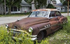 Abandoned (will139) Tags: abandoned auto cars automobiles ruraldecay ruralindiana in1 petroleumindiana