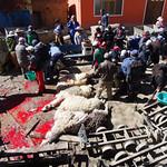 Death and destruction (Potosí, Bolivia)