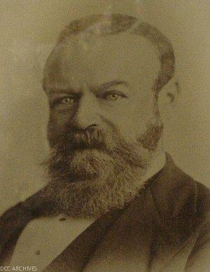 John Hyde Harris, Mayor of Dunedin, 1867-68